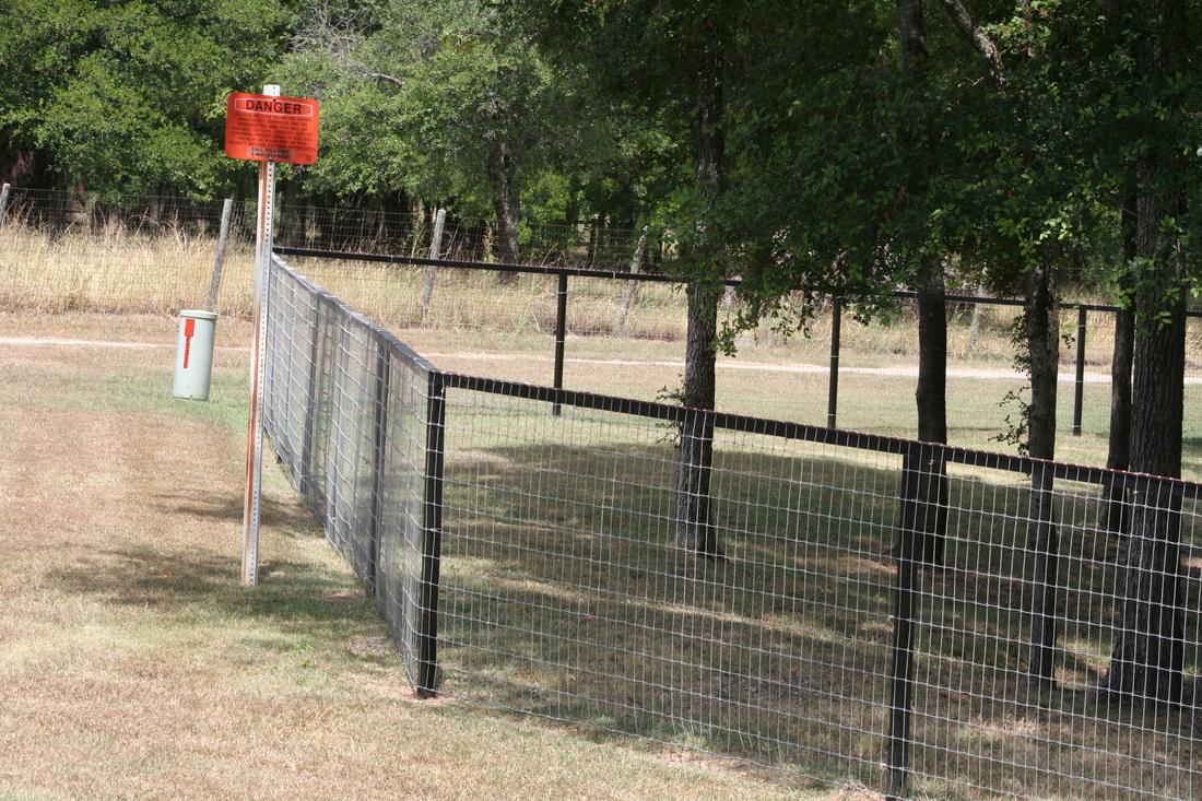 Fences Massey Gates